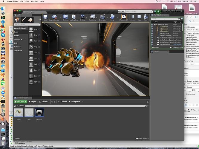 Unreal Engine 4 Plugin - SkookumScript Forum
