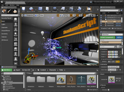 Downloads - Get the latest SkoookumScript UE4 Plugin and demos