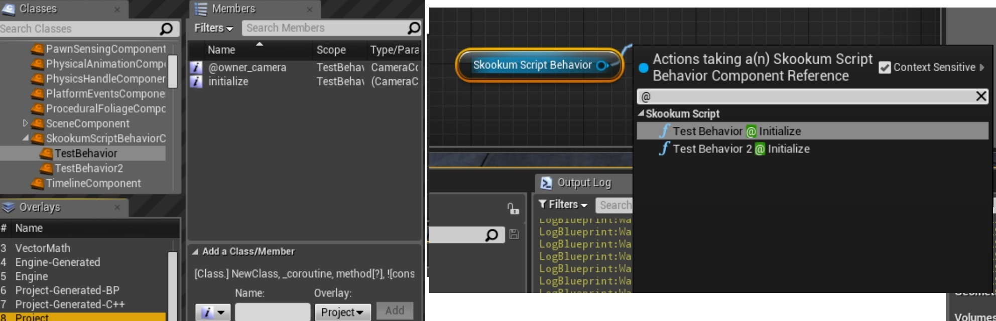 About component oriented programming on SK - Unreal Engine 4
